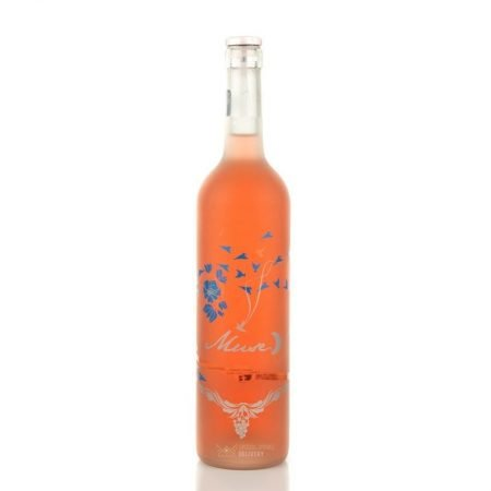 RECAS MUSE NIGHT ROSE 0.75L 75cl / 11.5% Vin Romania imagine