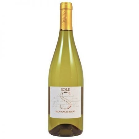 RECAS SOLE SAUVIGNON BLANC 0.75L 75cl / 13.5% Vin Romania imagine