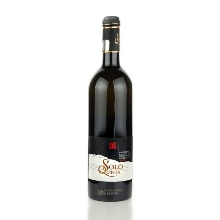 RECAS SOLO QUINTA ALB 0.75L 75cl / 13.5% Vin Romania imagine