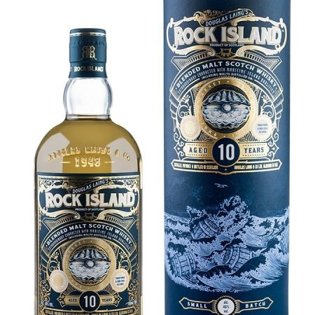 ROCK ISLAND BLENDED 0.7L 70cl / 46% WHISKY imagine