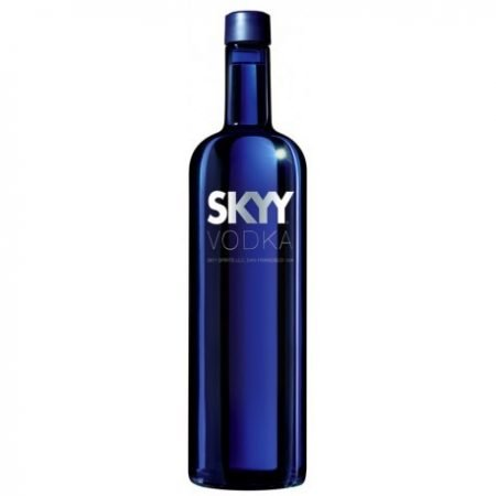 SKYY VODKA 1L 100cl / 40% VODKA imagine