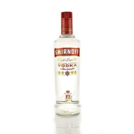 SMIRNOFF RED 0.7L 70cl / 40% VODKA imagine