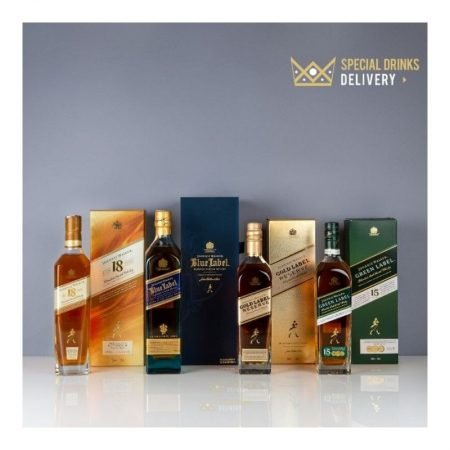 Special gift Johnnie Walker Label Collection imagine