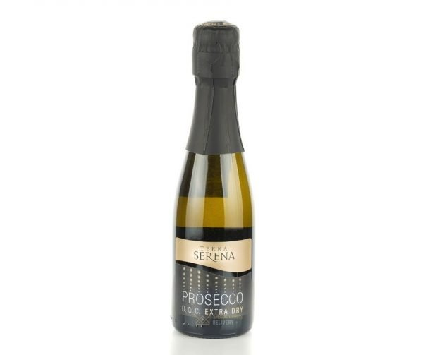 TERRA SERENA EXTRADRY 0.2L 20cl / 11% PROSECCO imagine