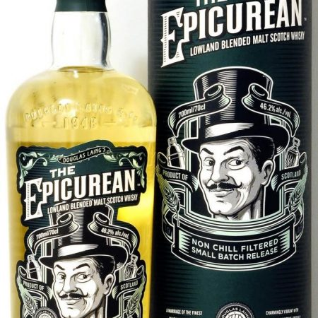 THE EPICUREAN BLENDED 0.7L 70cl / 46.2% WHISKY imagine
