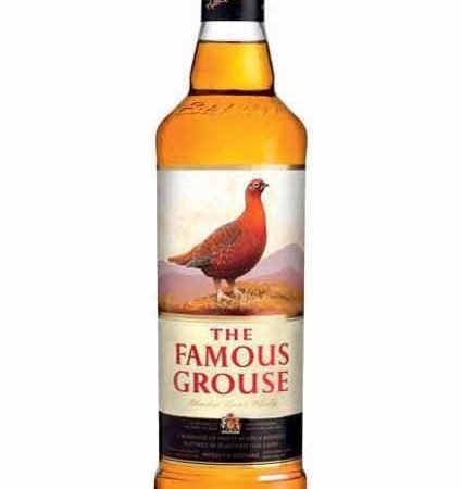 THE FAMOUS GROUSE BLENDED 1L 100cl / 40% WHISKY imagine