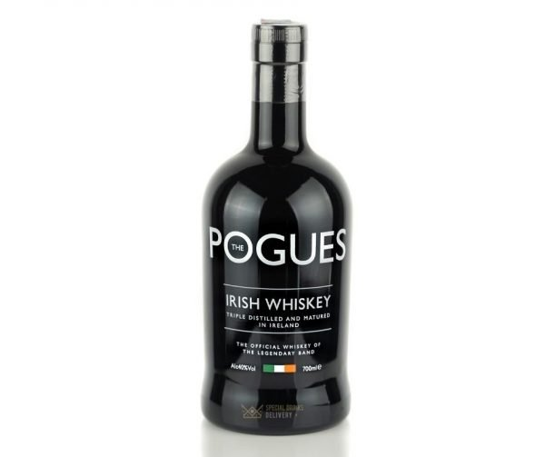 THE POGUES TRIPLE DISTILLED 0.7L 70cl / 40% WHISKY imagine