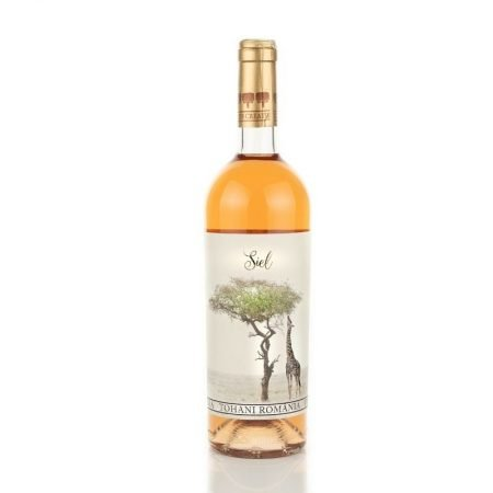 TOHANI SIEL ROSE 0.75L 75cl / 13% Vin Romania imagine