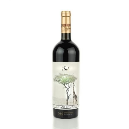 TOHANI SIEL ROSU 0.75L 75cl / 14% Vin Romania imagine