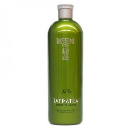 Tatratea Citrus Tea Liqueur - 0.7L - 32% alc. imagine