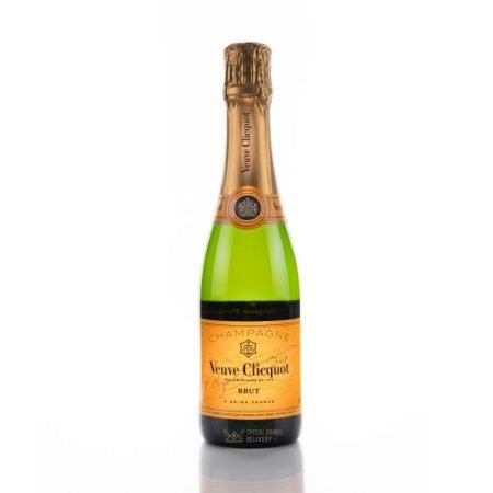 VEUVE CLICQUOT BRUT 0.375L 37.5cl / 12% SAMPANIE imagine