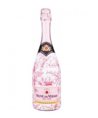 VEUVE DU VERNAY ROSE 0.75L 75cl / 11.5% SPUMANT imagine