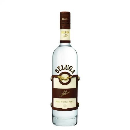 VODKA ALLURE 700 ML imagine