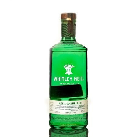WHITLEY NEILL ALOE VERA SI CASTRAVETE 0.7L 70cl / 43% GIN imagine