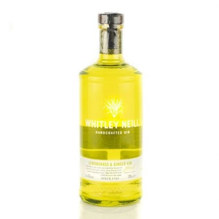 WHITLEY NEILL LEMONGRASS & GHIMBIR 0.7L 70cl / 43% GIN imagine