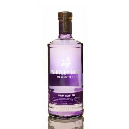 WHITLEY NEILL VIOLETE DE PARMA 0.7L 70cl / 43% GIN imagine