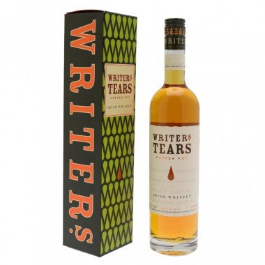 WRITERS TEARS BLENDED 0.7L 70cl / 40% WHISKY imagine