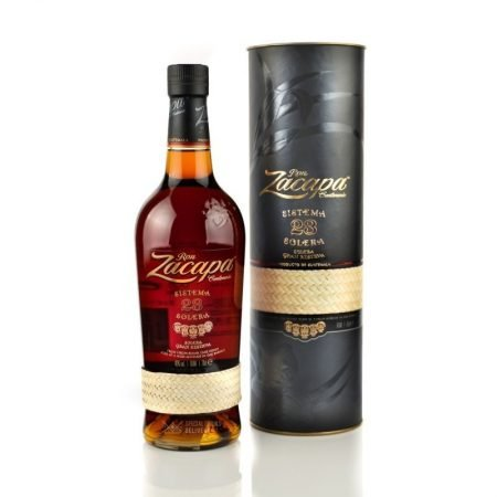 ZACAPA CENTENARIO 23 ANI 0.7L 70cl / 40% Rom imagine